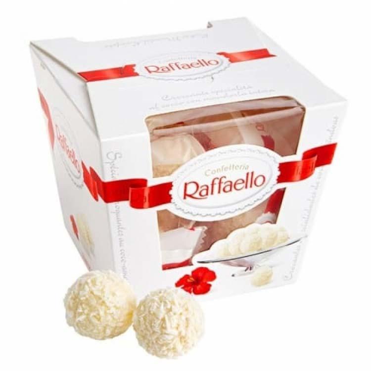 Коробочка конфет Raffaello