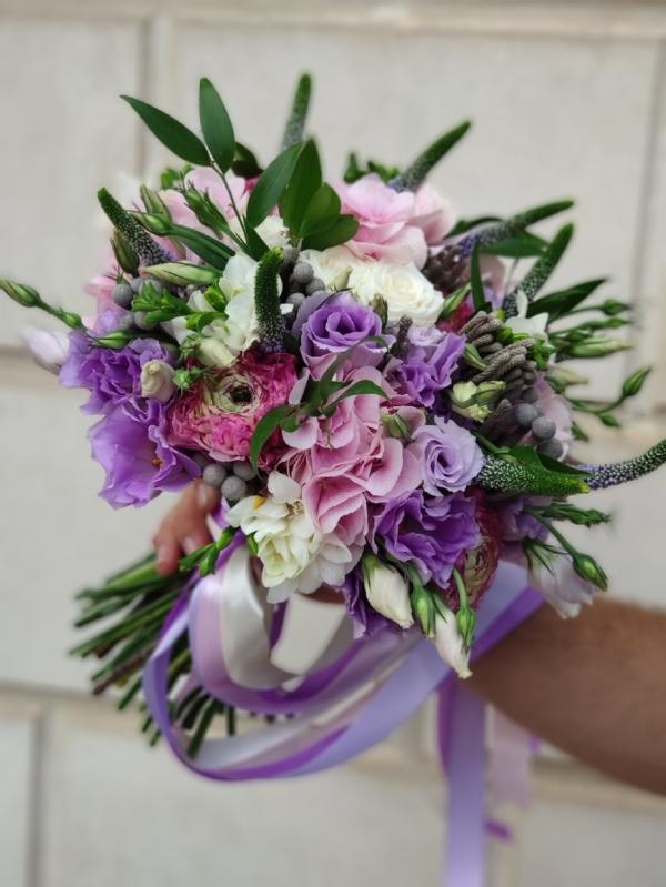 Свадебный букет #6